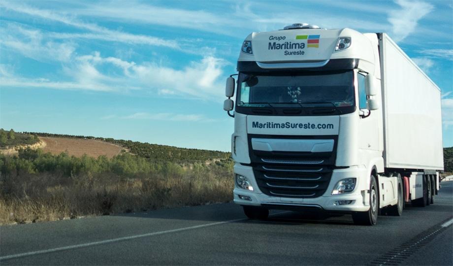 Inland freight transport Maritima Sureste
