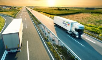 International road freight transport