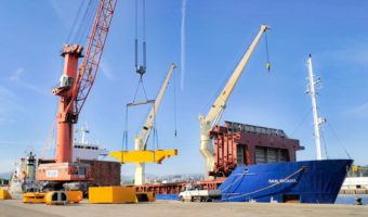 Special project cargo by sea - Project Cargo