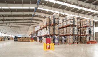 Warehousing of goods - Warehouses in Murcia