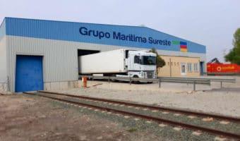 Almacén Logístico en Murcia para mercancías, especializado en E-commerce y tiendas online - Grupo Marítima Sureste