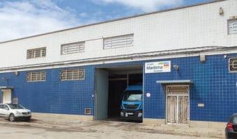 Almacén Logístico de Valencia - Grupo Marítima Sureste