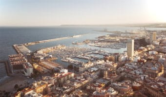 Delegación de Alicante en Tibi de Grupo Marítima Sureste