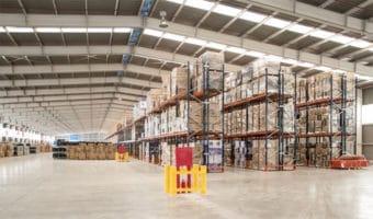 Almacenaje de mercancías - Almacenes en Murcia