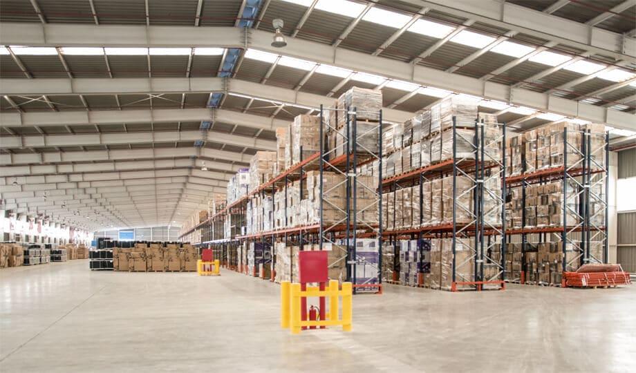 Almacenamiento de mercancías - Almacenes en Murcia