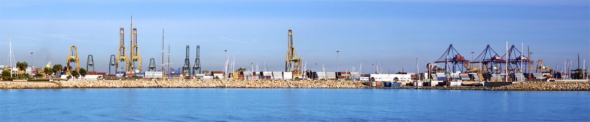 Puerto maritimo de mercancias en Valencia Grupo Maritima Sureste - valencia