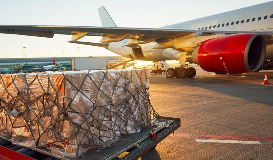 Servicio vuelos charter de mercancías parcial y completo - Fletamento de avión en modalidad aérea