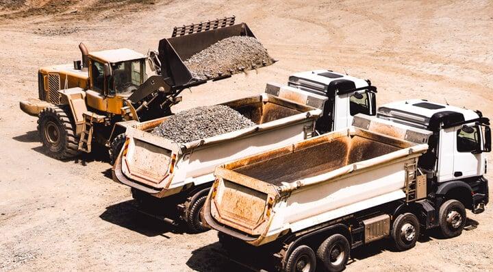Transporte terrestre de mercancías a granel por carretera