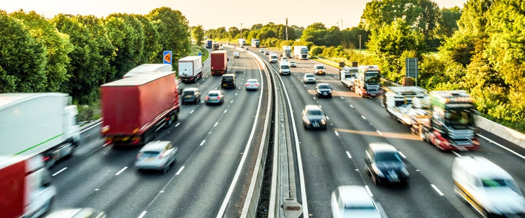Transporte internacional de mercancías por carretera