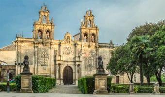 Basilica de Úbeda - Localización de empresa transitaria para el transporte de mercancías