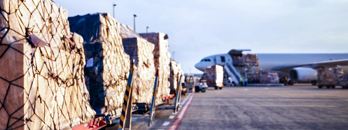 Fletamento completo de un avión de carga - Charter aéreo