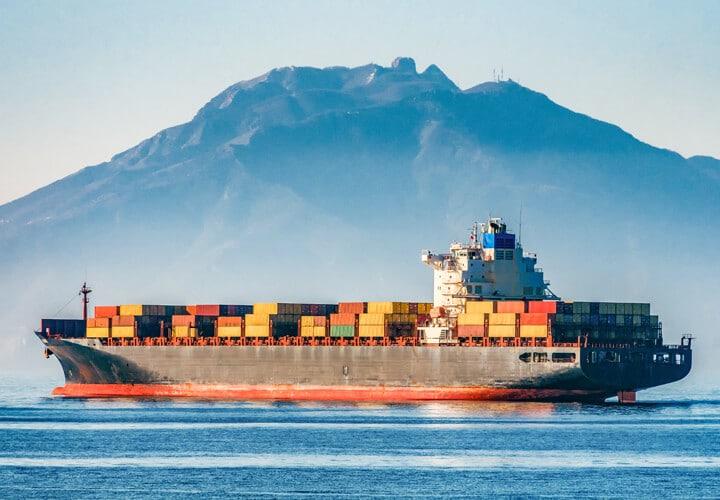 Grupaje de mercancías en contenedor maritimo LCL