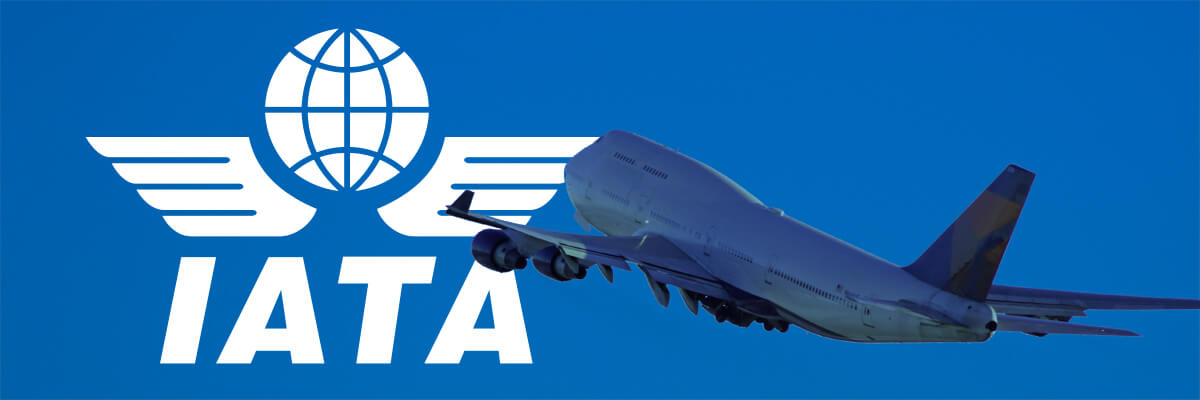 IATA Asociación Internacional del Transporte Aéreo