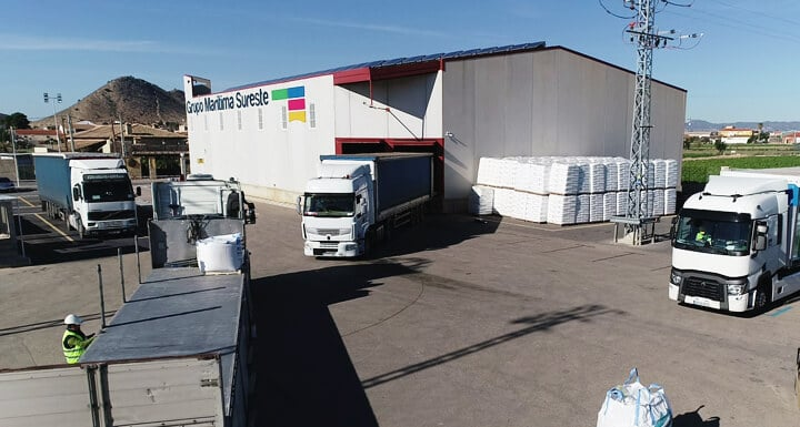 Road freight transport company