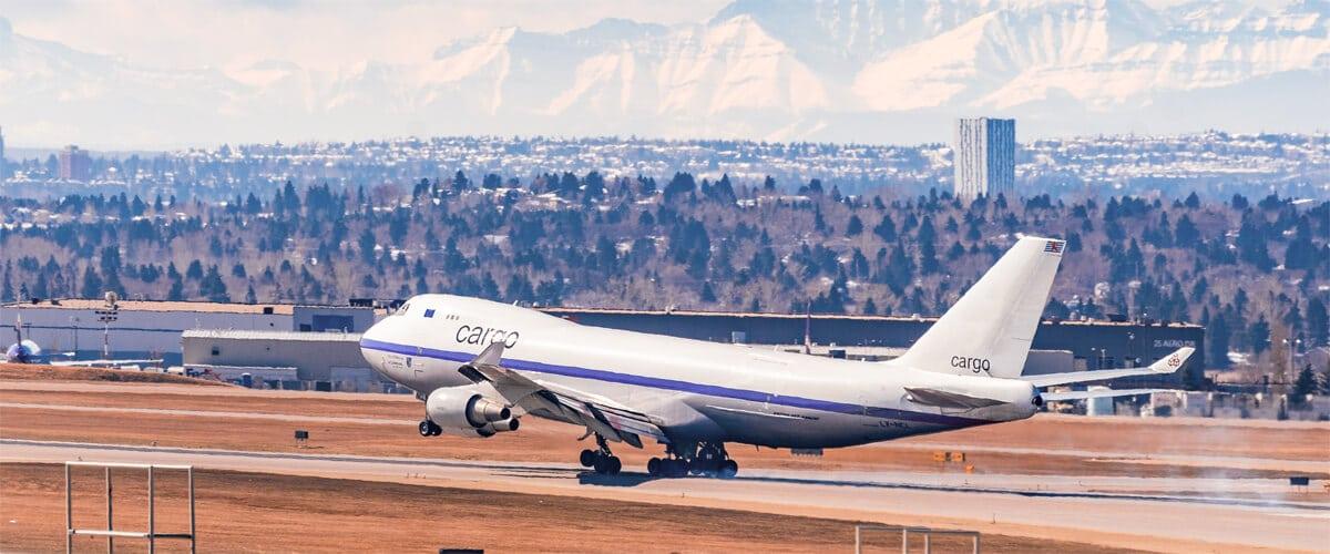 Air charter - Air freight charter of cargo aircraft