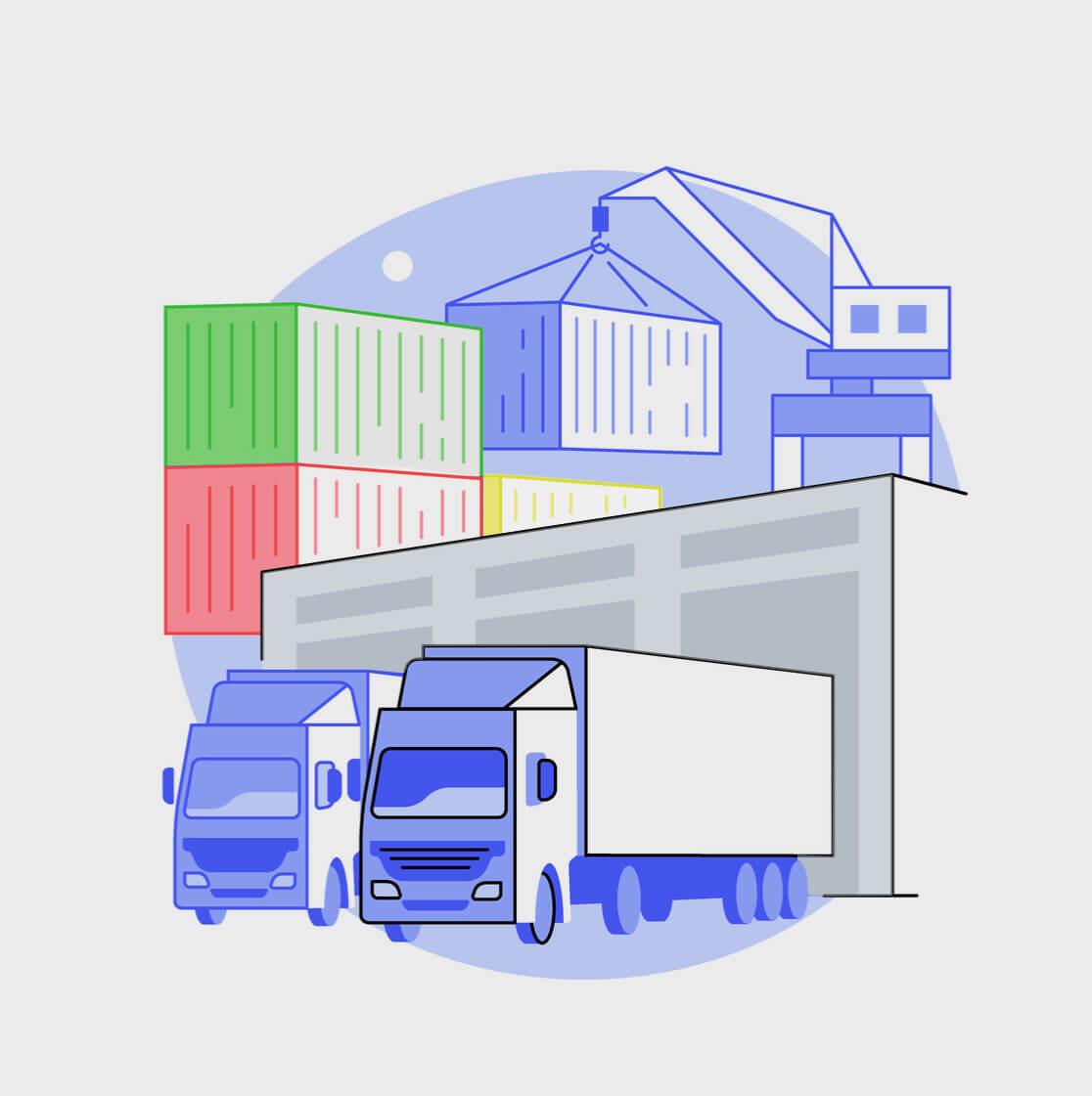 Centralised Logistics - Grupo Marítima Sureste