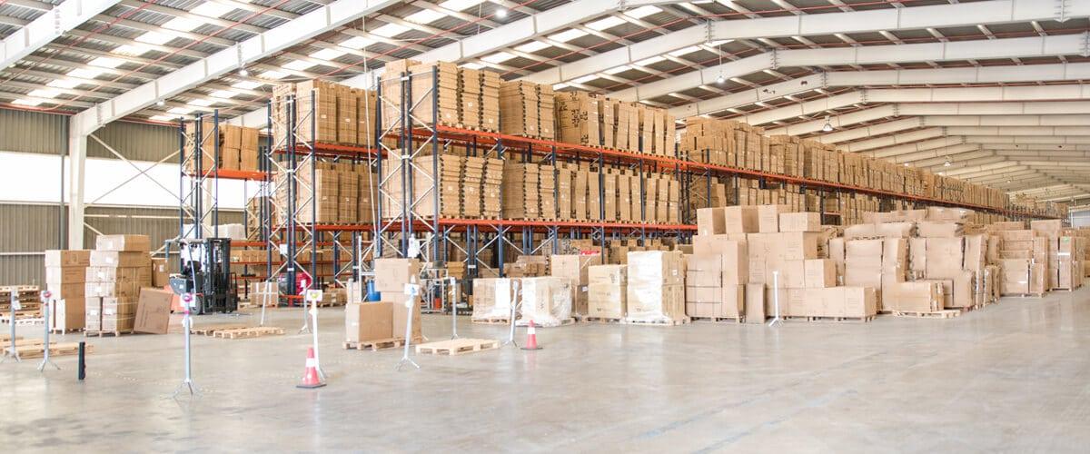 Integral Logistics in Spain and UK - Grupo Maritima Sureste